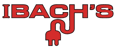 Ibach s Electric Logo